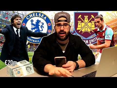 HOLY SH*T ANDY CARROLL TO CHELSEA FOR 20,000,000