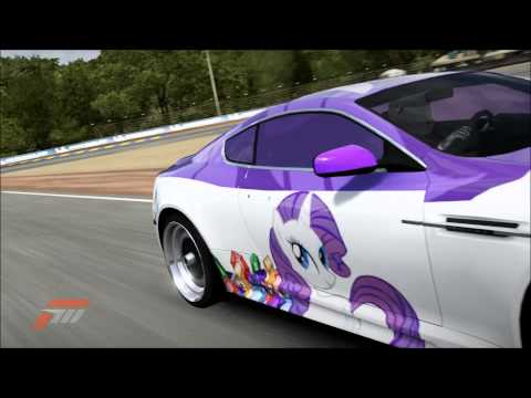 My Little Pony: Forza Is Magic.