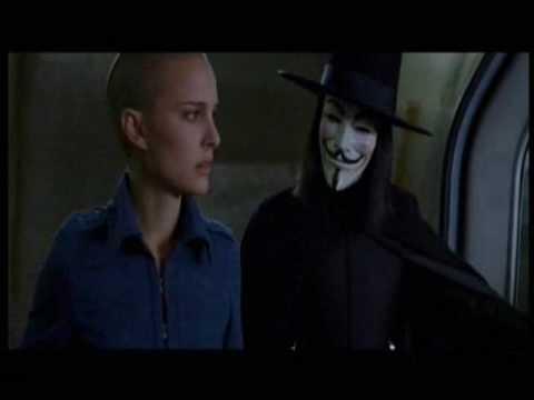 It Ends Tonight - V For Vendetta