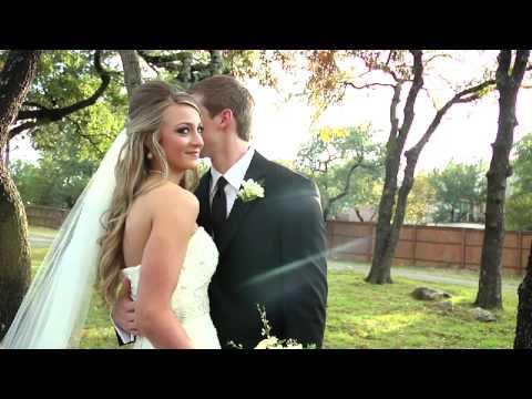 Bryan and Kirsten Baker wedding