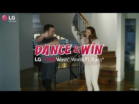 LG TWINWash Dance CHALLENGE