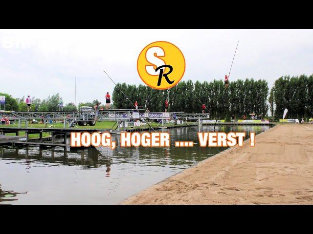 Sport Report: Hoog, hoger … verst! Erwin Timmerarends, sportportret van een polsstokverspringer