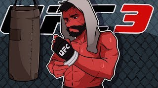 COMPETITION GETTING TOUGHER! | EA UFC 3 (Middleweight Career) (EP4) thumbnail