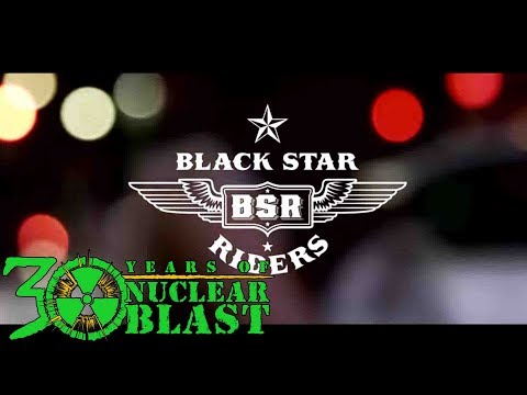 Black Star Riders - Cold War Love (LYRIC VIDEO)