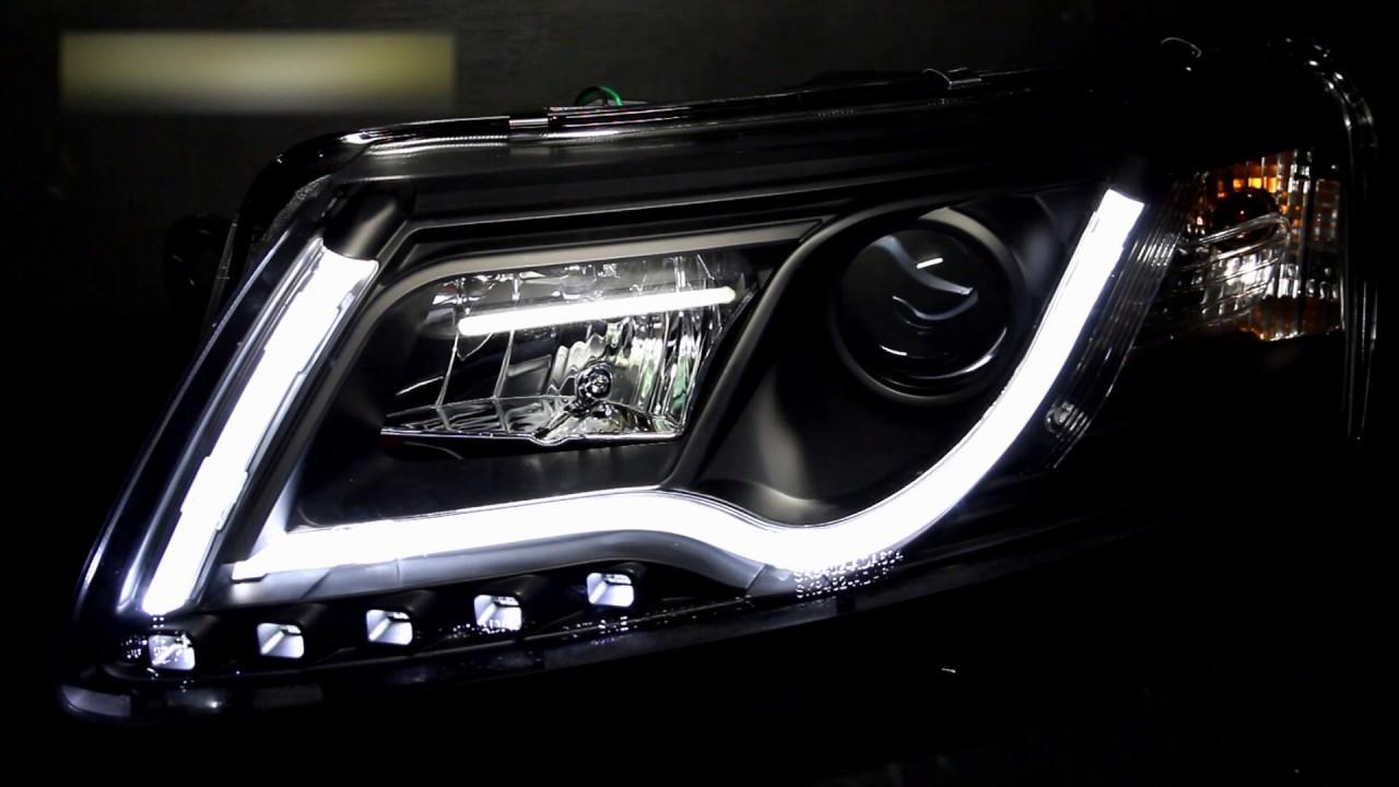 Тюнинг фары Ауди А6 С6 Headlights Audi A6 C6 Youtube