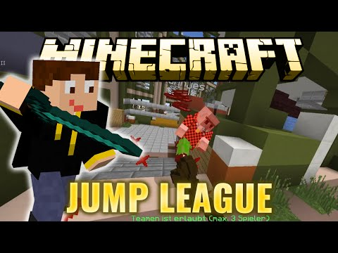 Jump League | 0 Fails? Unter 3 Minuten? | Let's Play Minecraft PVP #692