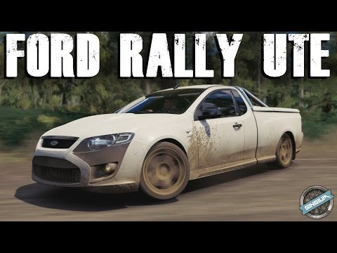 800HP FORD RALLY UTE!! - Strange Rally Cars || Forza Horizon 3