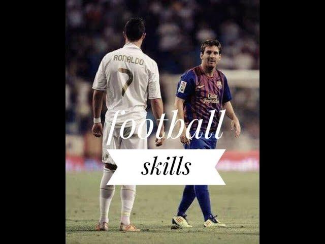 Football skills best tricks amazing football