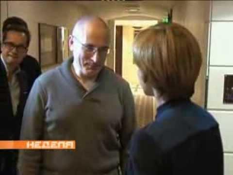 Эксклюзивное интервью Михаила Ходорковского программе «Неделя» и Марианне Максимовской