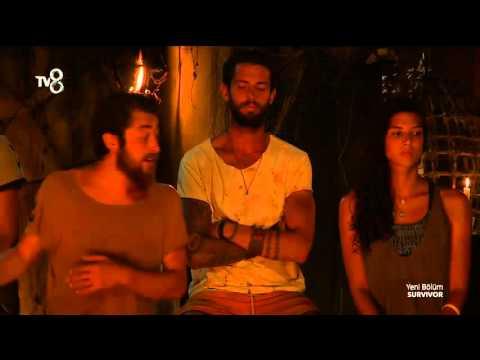Semih Konseyde Serkay'a Cevap Verdi | Survivor 2016