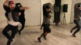 "Brandon Dumlao Choreography | ""Numb"" by: Rihanna Ft. Eminem"