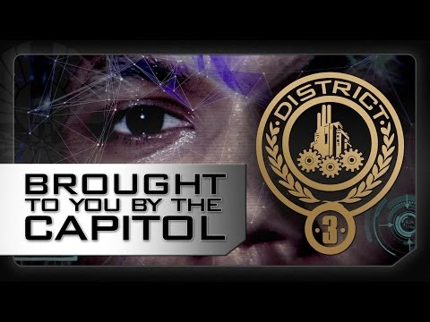 DISTRICT 3 - A Message From The Capitol - The Hunger Games: Catching Fire (2013)