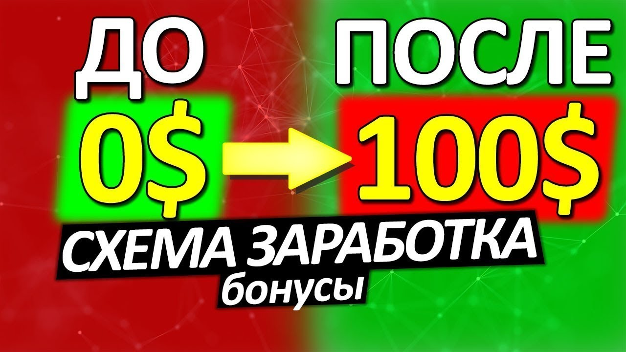 СУПЕР ПРОСТОЙ ЗАРАБОТОК В ИНТЕРНЕТЕ БЕЗ ВЛОЖЕНИЙ + 100$ ЗА РЕГИСТРАЦИЮ