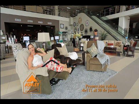 Ashley Furniture Panam Oferta D A Del Padre 2016 Casa Ideal Youtube