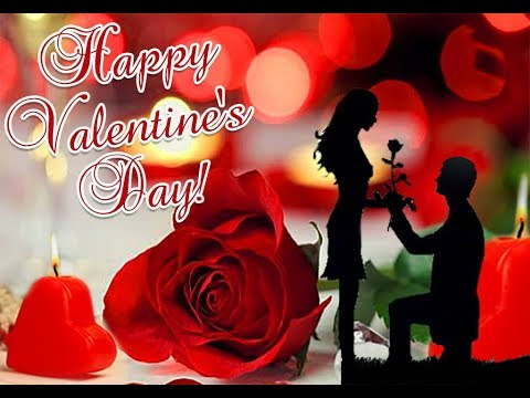 Valentines Day Cards 2018 For Whatsapp | Happy Valentines Day Greeting