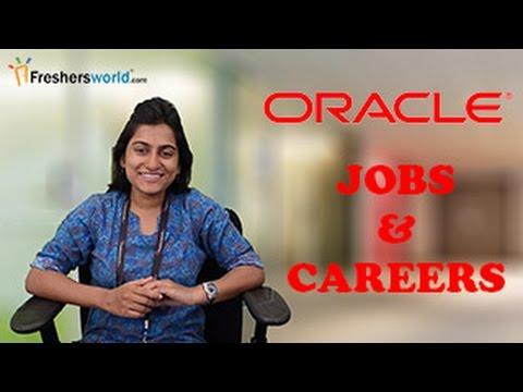 ORACLE– Recruitment Notification 2016, IT Jobs, Walkin, Career, Oppurtunities