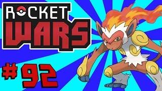 [92] CRAZY HIDDEN POWERS!!! (Pixelmon Rocket Wars)