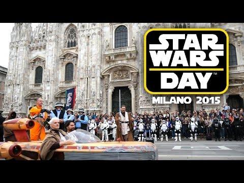 Star Wars Day 2015 - Milano [HD 1080p 50fps]