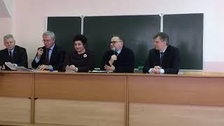 Смотреть У нас в гостях Игорь Угольников и Вячеслав Фетисов онлайн