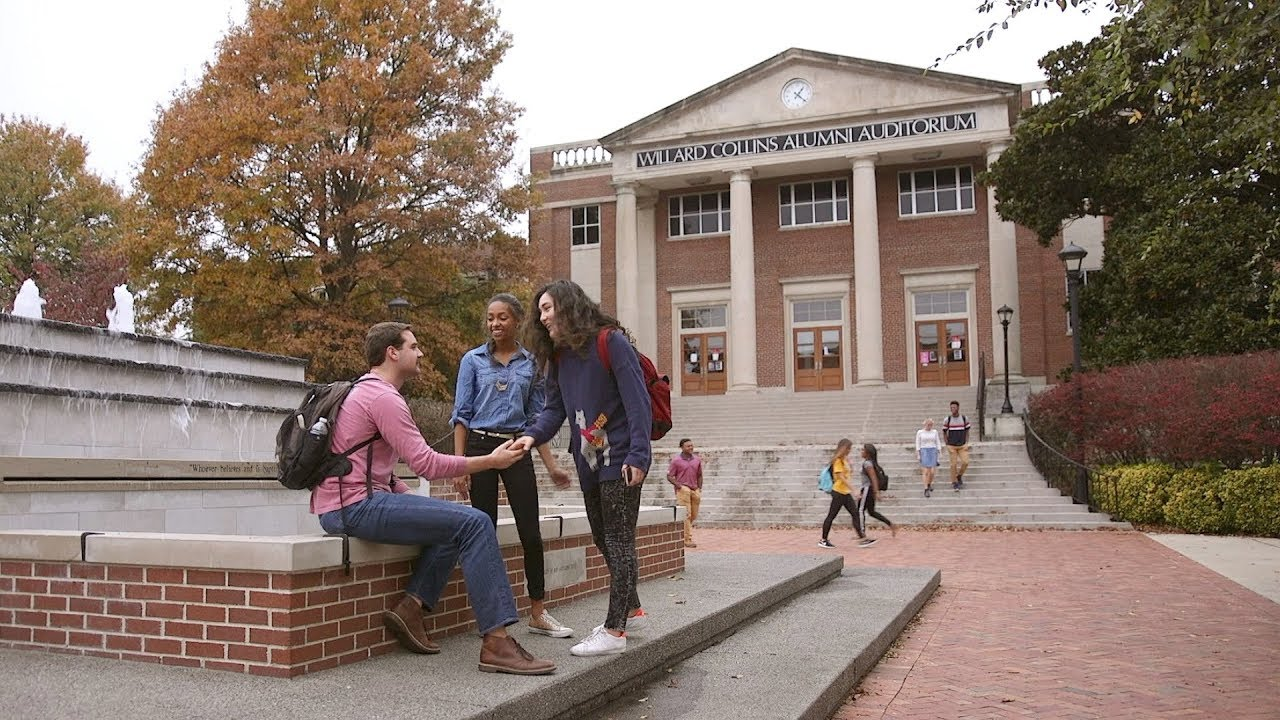 Lipscomb University See The Possibilities Youtube
