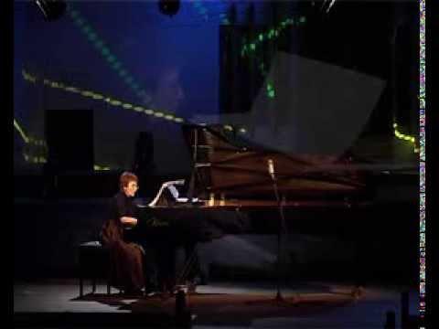 Branka Parlic Plays Philip Glass Metamorphosis 3