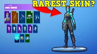 Il a acheté un compte Ghoul Trooper - me l'a donné! (Fortnite Stacked Account!)