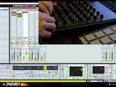64 knob arduino powered MIDI controller