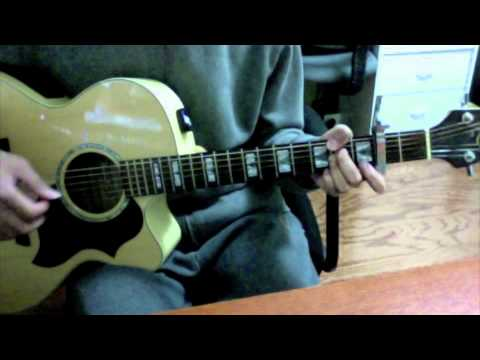 The Christmas Song (Chestnuts Roasting On An Open Fire) acoustic tutorial
