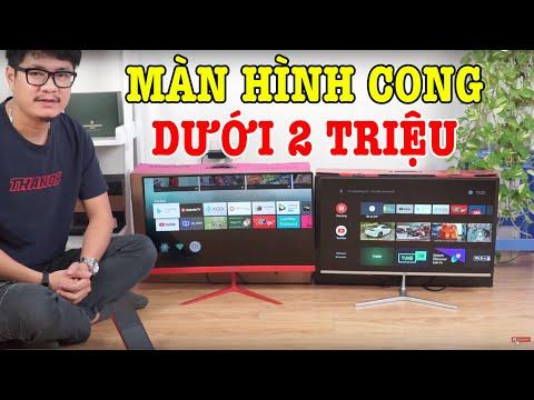 MÀN HÌNH CONG GIÁ DƯỚI 2 TRIỆU Full HD, Quá Ngon Anh Em ơi !