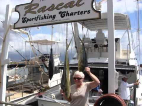 Rascal Fishing Charters.MPG
