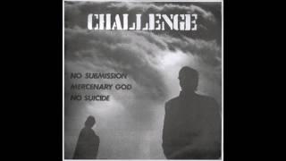Various - Challenge 1981 LP Italian New Wave/Punk compilation