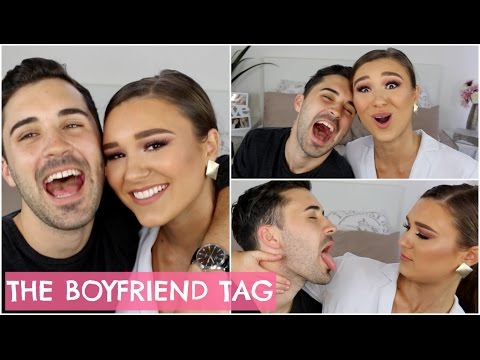 THE BOYFRIEND TAG | Shani Grimmond