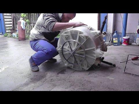 Ремонт стиральной машинки.
