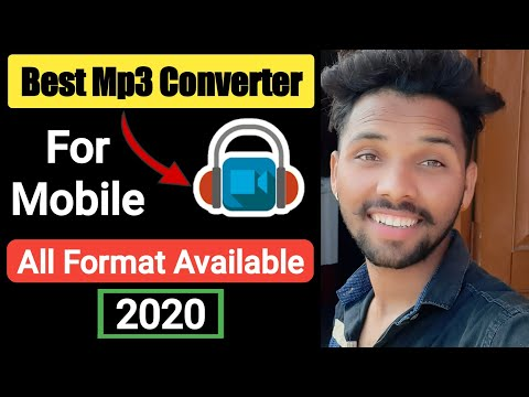 Best Mp3 Converter 2020 | How To Convert Video To Mp3 | Type Of Mp3 Format |