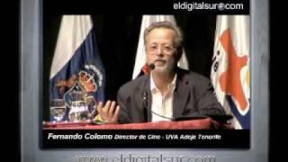 Fernando Colomo Director de Cine -  UVA Adeje Tenerife 2/3