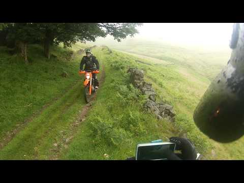 Green Road JOGLE - Day Eight (Hayfield to Oswestry)