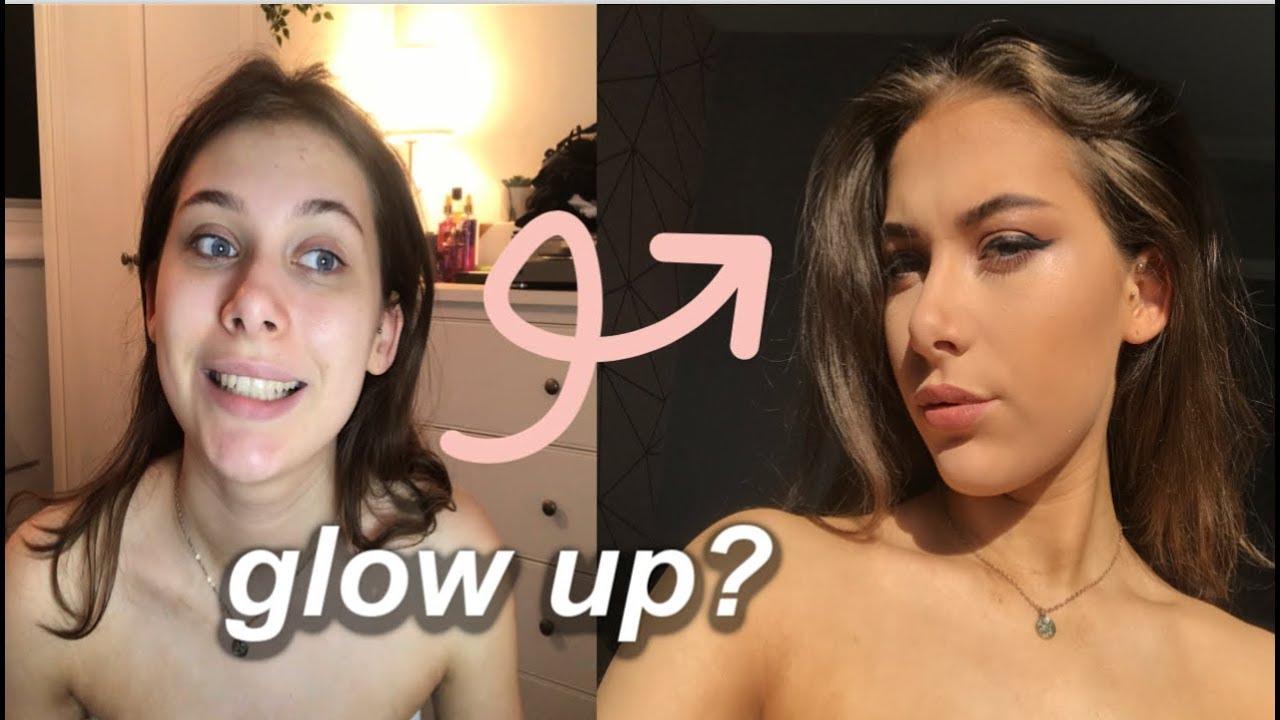 overnight glow up? | Georgia Twinn