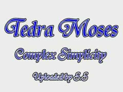 Teedra Moses - Complex Simplicity