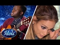 Homeless Singer Hollywood Anderson Makes Jennifer Lopez Cry On American Idol