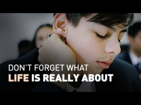 Don't Forget What Life Is Really About | by Jay Shetty