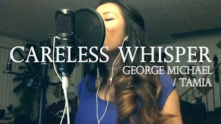 Angela Apigo | Careless Whisper (cover)