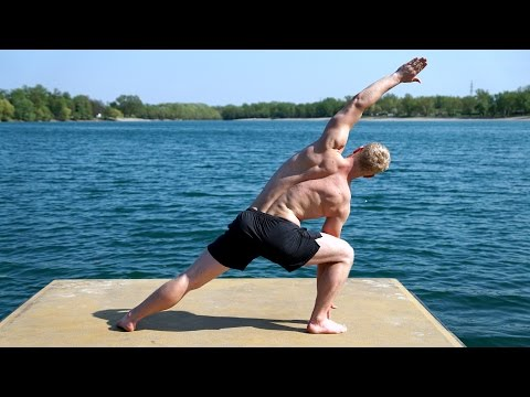 Fluid Yoga Movement | Open and Loosen Up the Body