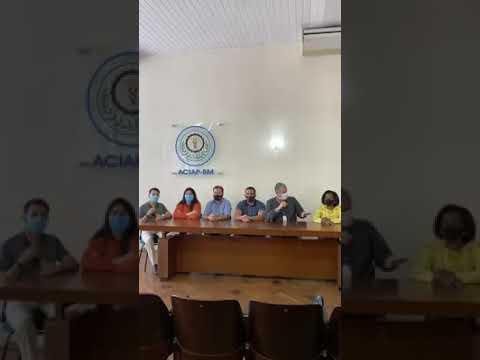 Drable anuncia que comércio de Barra Mansa funcionará até às 20h pelos próximos sete dias
