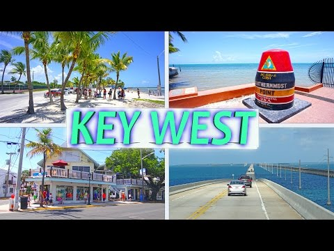 KEY WEST - FLORIDA  4K