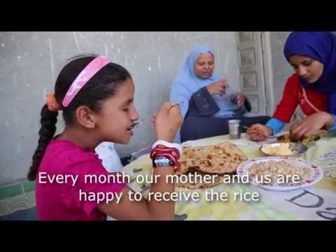 WFP School Meals Doubling Hope In Egypt