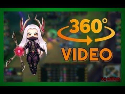 League of Legends 360° Nasıl Yapılır ? / Creator Suite