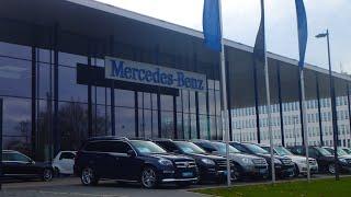 видео официальный дилер Mercedes-Benz в Москве