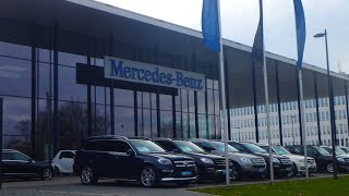 Автосалон Мерседес-Бенц в Германии, Нюрнберг