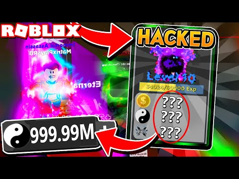USING A SECRET *HACKED PET* In NINJA LEGENDS! (Roblox)