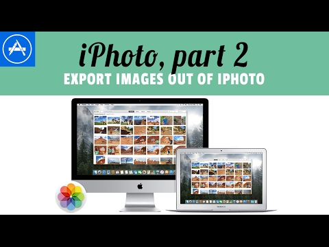 How to move photos from last import to folder on mac